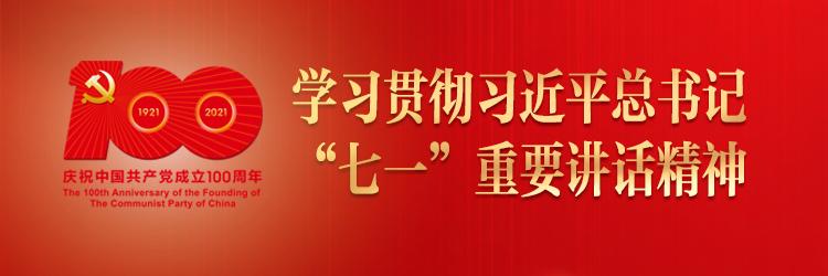 """习近平总书记""""七一""""重要讲话精神"""